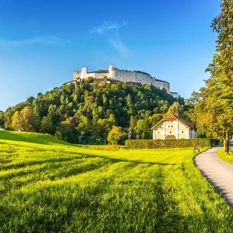 Sound Of Music Tour 2020 Sound of Music with Oberammergau Summer 2020