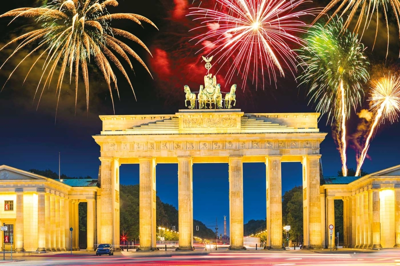 Berlin for New Year