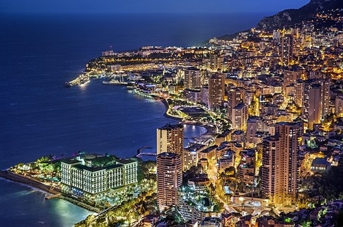 Monaco must be one of your stops!