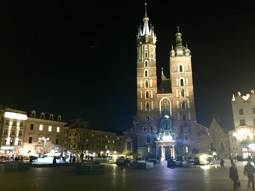 A Visit to Krakow!