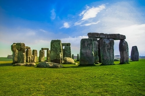5 Famous Landmarks In Britain!
