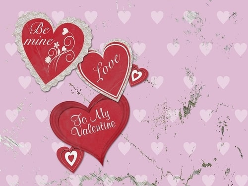 Valentines Day – past & Present!